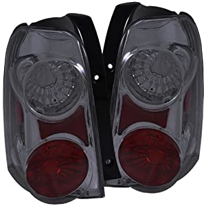 AnzoUSA 221182 Smoke Taillight for Ford Escape - (Sold in Pairs)