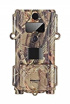Minox dTC 400 sLIM cAMO caméra de plat 27 mm/résolution hD couleur camouflage