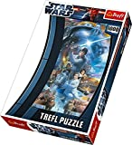 Trefl Puzzle Star Wars Lucasfilm (1000 Pieces)