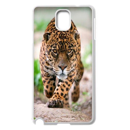 Samsung Galaxy Note 3 N9000 The Ferocious Cheetah Phone Back Case Custom Art Print Design Hard Shell Protection Aq076430