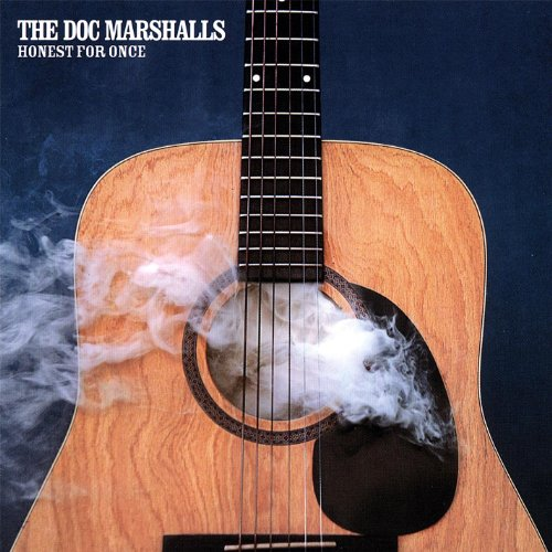 Original album cover of Honest for Once by Doc Marshalls