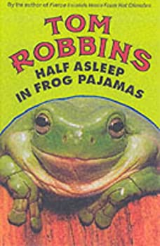 "Cover of ""Half Asleep in Frog Pajamas"""