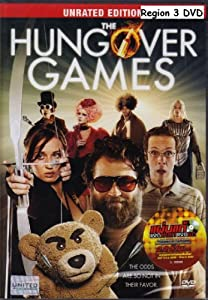 amazoncom the hungover games unrated languageenglish