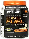 Twinlab Isowhey Fuel Protein Powder, Vanilla, 2 Pound