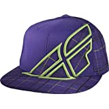 Fly Racing Youth Plaid F-Wing Hat