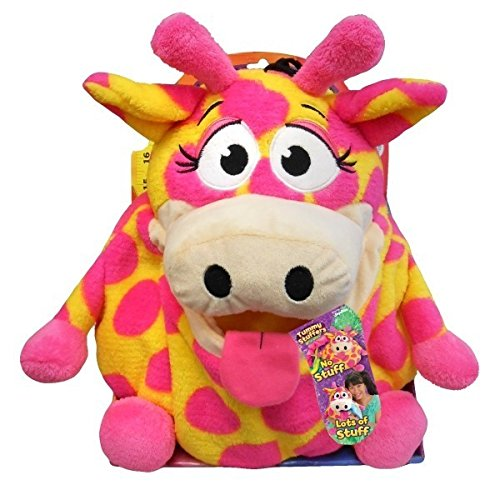 Jay At Play Tummy Stuffers (Giraffe), Neon - 1