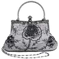 MG Collection Grey Exquisite Antique…