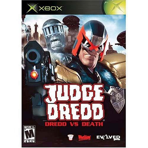 Judge Dredd Dredd vs Death - Xbox