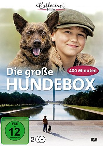 Die große Hundebox [Collector's Edition] [2 DVDs]