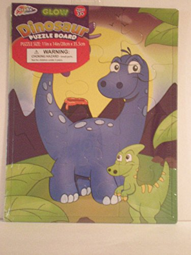 Dinosaur Puzzle Board - 1