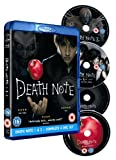 Death Note Vol 1 & 2 [Blu-ray + DVD]