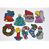 Small Holiday Stain-A-Frames (set of 10)