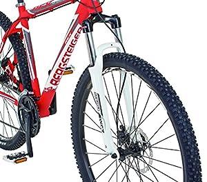 REXBike Jungen Mountainbike REX Alu-MTB Twentyniner 29 Zoll Bergsteiger 6.5, rot, 50, 51486-3111 from REXBike