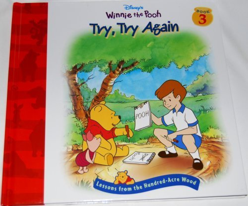 "Disney's Winnie the Pooh ""Try, Try Again"" Storybook - 1"