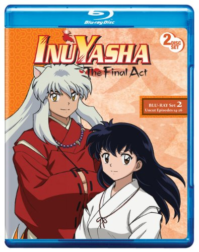 Inuyasha: The Final Act [Blu-ray] [Import]