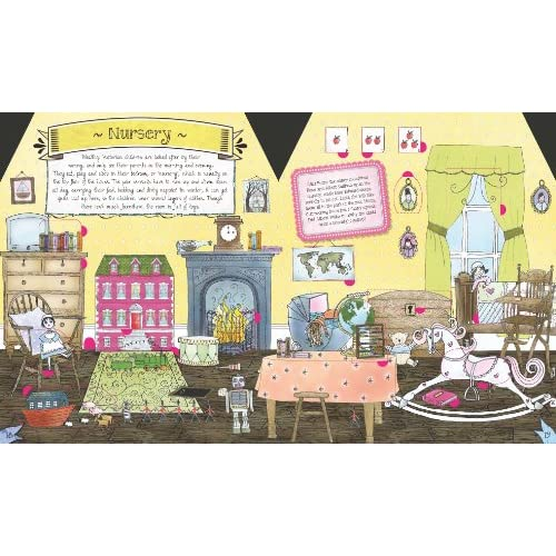 Doll 39 S House Sticker Book Decorate Your Very Own