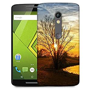 Snoogg Tree With No Leaves Designer Protective Phone Back Case Cover For Moto G 3rd Generation