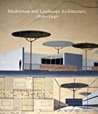 img - for Modernism and Landscape Architecture, 1890 1940 (Studies in the History of Art Series) book / textbook / text book