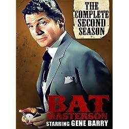Bat Masterson: Season 2 - Digitally Remastered