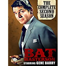 Bat Masterson: Season 2 - Digitally Remastered
