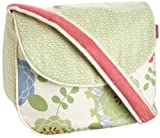 Hoohobbers China Doll Messenger Diaper Bag
