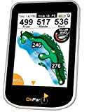OnPar Golf Touchscreen GPS