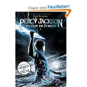 Percy jackson tome 1 le voleur de foudre rick riordan - Coup de foudre a notting hill streaming vk ...