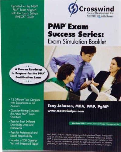 PMP Exam Success Series: Exam Simulation Booklet