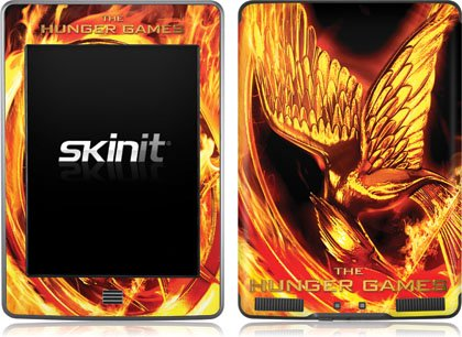 Skinit The Hunger Games Mockingjay Vinyl Skin for Kindle Touch