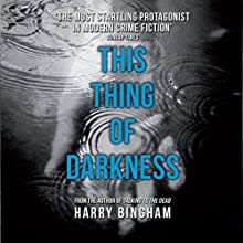 This Thing of Darkness (       UNABRIDGED) by Harry Bingham Narrated by Siriol Jenkins