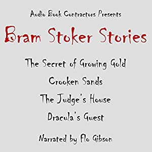 Bram Stoker Stories Audiobook