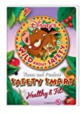 Disney's Wild Safety With Timon & Pumbaa: Healthy [DVD] [Region 1] [US Import] [NTSC]