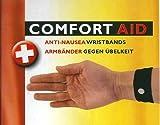 SET Comfort Aid 4 Armbänder gegen Übelkeit Akupressur Reisekrankheit Erbrechen