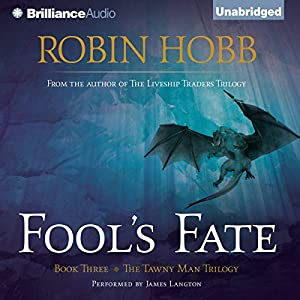 Fool's Fate: The Tawny Man, Book 3 | [Robin Hobb]