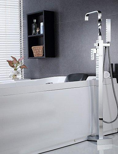 kissrainr-in-ottone-massiccio-da-pavimento-vasca-doccia-rubinetto-con-doccetta-finitura-cromata