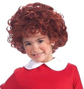 Orphan Annie Kids Wig