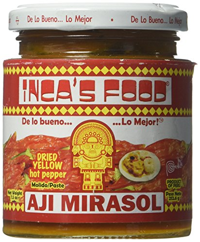 Inca's Food Aji Mirasol - Product of Peru/ Producto de Peru