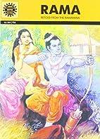 Rama (Amar Chitra Katha) by Anant Pai…