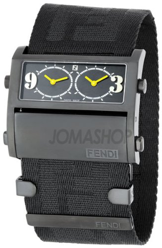 Fendi Ladies Watches Zip Code 1120 F117111 - WW
