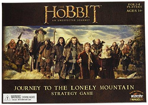El Hobbit - Juego de mesa (versión en ingles)(Wizkids / Neca - 70694)