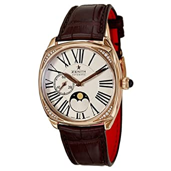 Zenith Heritage Star Moonphase Women's Automatic Watch 22-1925-692-01-C725