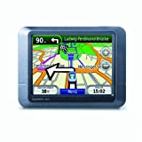 Garmin nvi 205 Navigationssystem DACH, 8,9 cm (3,5 Zoll) Touchscreen Display, PhotoNavigation, MicroSD-Kartenslot und ecoRoutevon &#34;GARMIN Deutschland GmbH&#34;