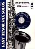 img - for Music Minus One Tenor Sax: Easy Tenor/Soprano Sax Solos, Vol. I book / textbook / text book