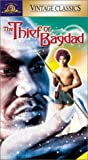 The Thief of Bagdad [VHS]
