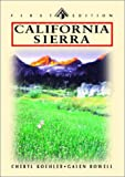 California Sierra: The Snowy Range of the American West (Odyssey Guides)