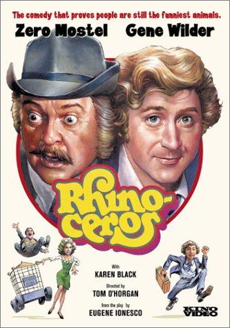 Rhinoceros / Носорог (1974)