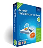 Acronis Disk Director Home 11.0 dt CD