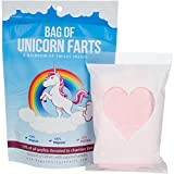 Bag of Unicorn Farts (Cotton Candy) Funny Unique Present, Stocking Stuffer, White Elephant