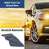 coolstuff Car Paint Scratch Repair Cloth/Car Scratch Remover,Polish for Light Paint Scratches Microfiber Remover,Scuffs on Surface Repair Applicator for All Colors