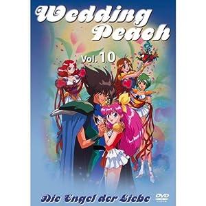 Wedding Peach Vol. 10 (Episode 47-51)